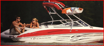 New Boats at Wood's Boat House & Power Sports